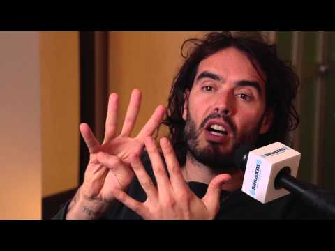 """Bob Roth Interviews Russell Brand on """"Success Without Stress"""""""