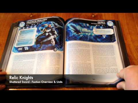 Relic Knights Rulebook