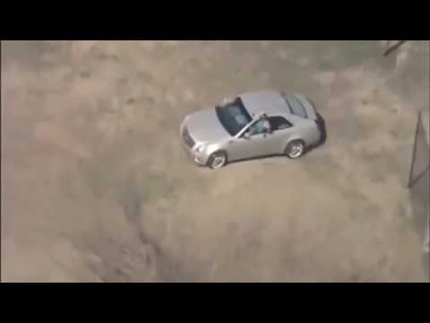High speed police chase in Oklahoma OK