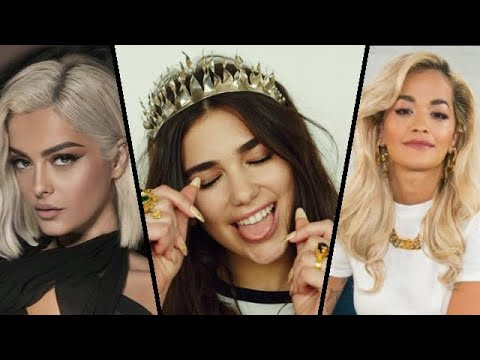 The Most Famous Albanian Singers - Las cantantes más famosas de Albania - Muzika Shqiptare