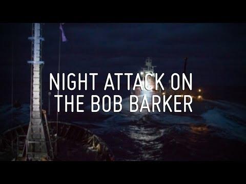 Night Attack on The Bob Barker