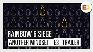 Rainbow Six: Siege - Another Mindset - E3 Trailer