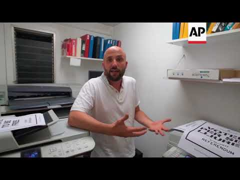 Catalans defy separatist advertisement ban