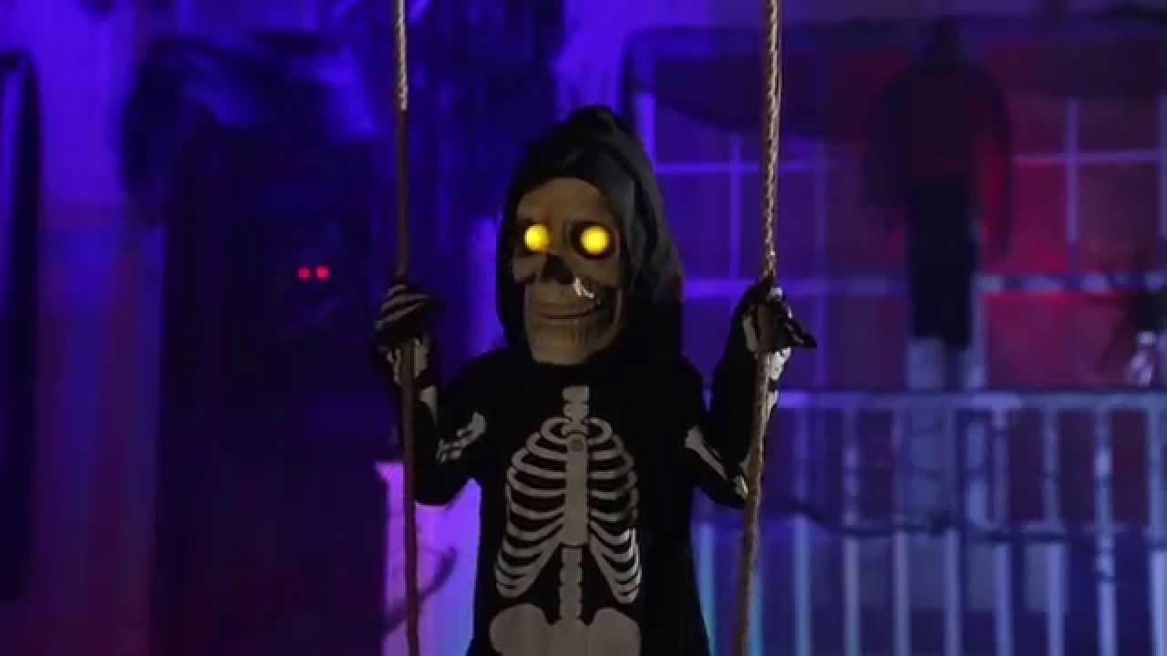 lil skelly bones - spirit halloween - youtube
