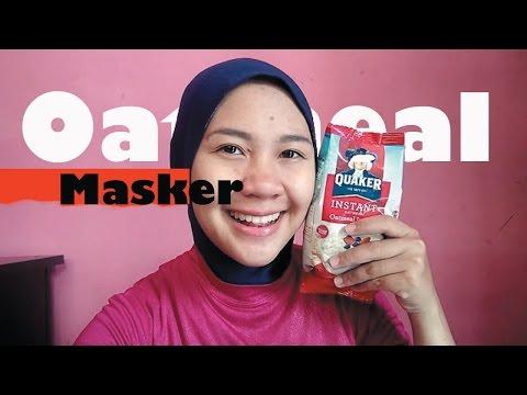 Cara Membuat Masker Oatmeal (1K Subscriber) 💖 Kecantikan 💖 Mp3