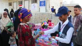 IOM Yemen:  Humanitarian Response in the Enclave of Taizz