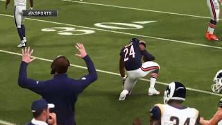 SUNDAY NIGHT FOOTBALL RAMS VS BEARS LIVE HD 12/9/2018
