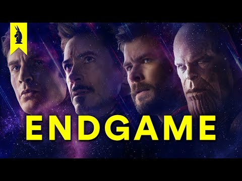 Avengers Endgame: How History Defines The Avengers  Wisecrack Edition