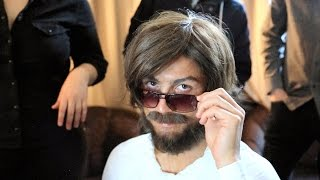 CRISTIANO RONALDO IN DISGUISE - ROC(Check out ROC Live Life Loud Products @ http://www.ebay.com/roc Watch