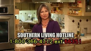 Thanksgiving Hotline | Southern Living Answers Thanksgiving Questions