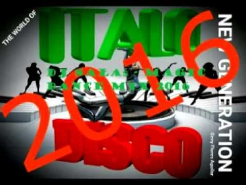 DJ Sałaś   Magic Dance Mix New Generation Italo Disco