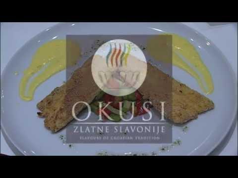 Okusi Zlatne Slavonije - Vila Stanisic Recept