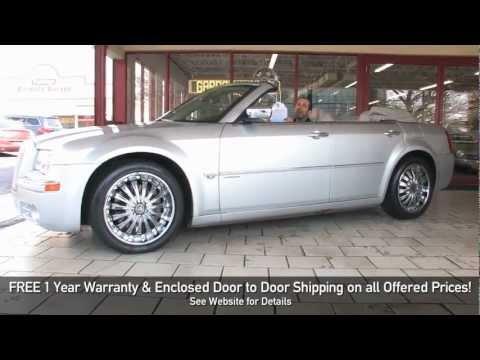 2007 chrysler 300c hemi convertible for sale test drive autos post. Black Bedroom Furniture Sets. Home Design Ideas