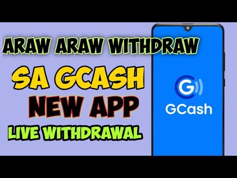 New mobile app || withdraw sa Gcash everyday || earn money online