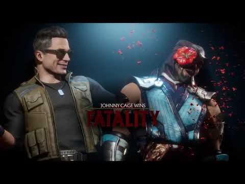 Mortal Kombat 11 Fatality Training