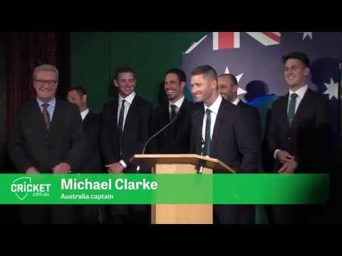 Clarke in form at High Commission
