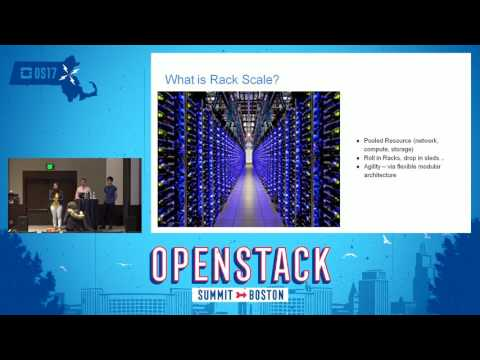 OpenStack Valence- Life Cycle Management for Disaggregated Resources