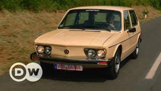 Stilvoll: VW Brasilia | DW Deutsch