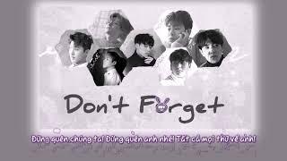 [Vietsub] Don't Forget - iKON