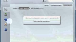 Java oder Acrobat deaktivieren: So entfernt man Firefox Add-ons
