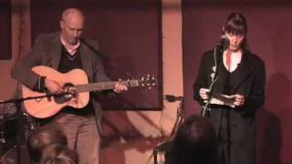Jack Hardy plays St. Clare with Suzanne Vega