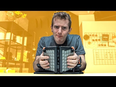 This Keyboard Makes You Type Backwards! - Yogitype