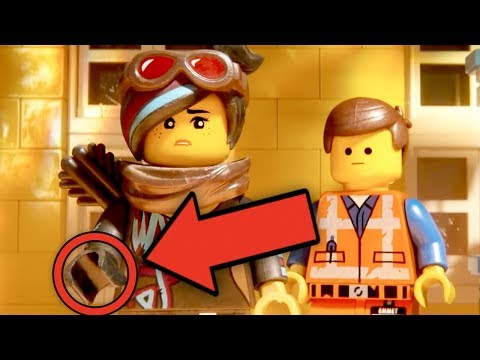 Lego Movie 2 Trailer BREAKDOWN! References & Details You Missed!