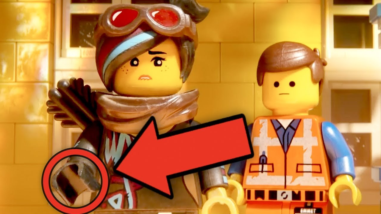 Lego Movie 2 Trailer Breakdown References Details You Missed