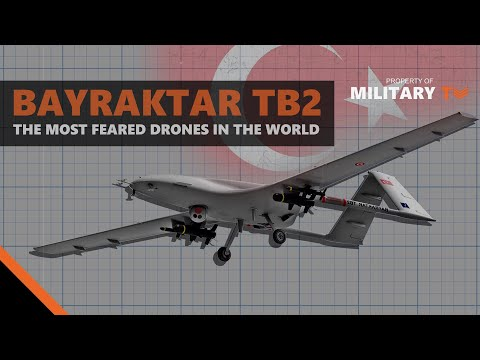 How Bayraktar TB2 has become one of the most feared drones in the world