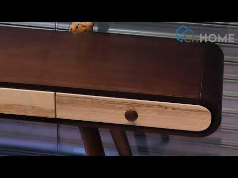 CKhome2u 5FT Wooden Writing Desk