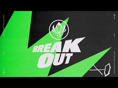 Stream: LoL eSports BR - MSI 2021: Fase de Grupos - Dia 1