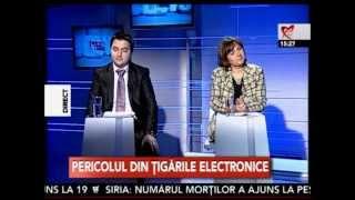 Dezbatere despre tigara electronica RealitateaTV