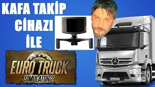 Yüz Takip Cihazı Trackır Pro 5 | Euro Truck Simulator 2 Türkçe | İskandinavya