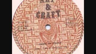 """Tony Tuff & Ranking Joe - Choice Of Colour - 12"""" Extended"""