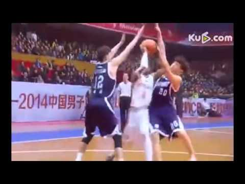 Bobby Brown scores 74 points to lead CBA's Dongguan Leopards to win