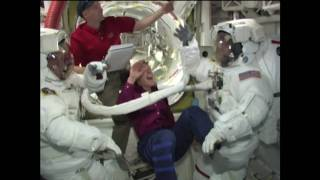 In Their Own Words: NASA Astronaut Dorothy Metcalf-Lindenburger