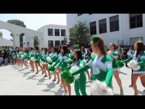 Monrovia High School Pep Rally