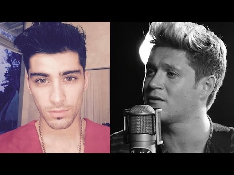 Zayn Malik Disses Niall Horan After New Single Drops