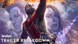 Ant-Man and the Wasp - Official Trailer Breakdown in Hindi | SuperSuper