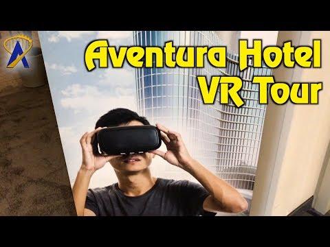VR Tour of Aventura Hotel coming to Universal Orlando Resort