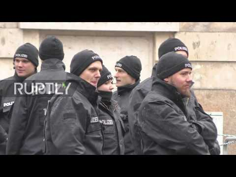 Germany: 4,000 police officers shipped in ahead of Munich Security Conference