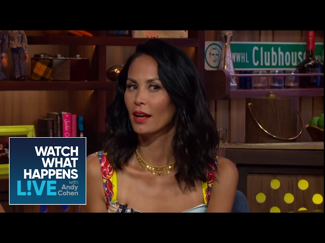 Jules Wainstein On Her Divorce From Michael Wainstein | RHONY | WWHL