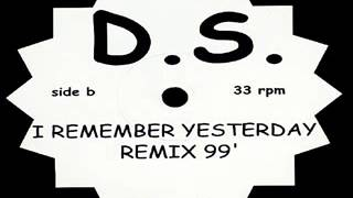 Donna Summer - I Remember Yesterday [RmX