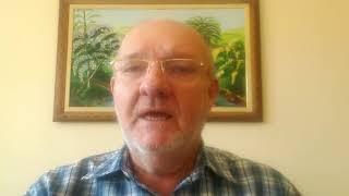 """""""Alegria em ser conquistado por Cristo"""" (Parte A) - Rev. Ismar do Amaral"""