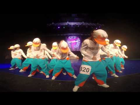 Modus Dance Kids | Street Dance Show Formation Children | LT Cup 2014