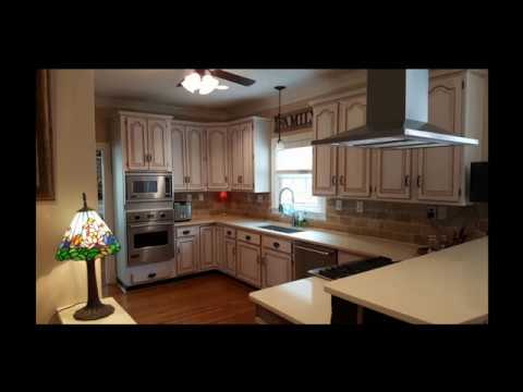 Dsd Nov 30 2017 White Wash Kitchen Cabinets Youtube