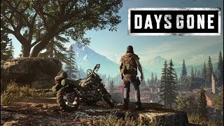 Days Gone E3 - Trailer & Gameplay E3 2016 - 2017 - 1080p 60fps (Sony - Ps4 Pro)