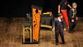 Mago Doris spettacolo al Teatro Comunale di Caserta ,dicembre 2010