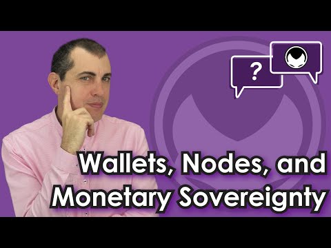 Bitcoin Q&A: Wallets, nodes, and monetary sovereignty Cryptocurrency Videos on VIRAL CHOP VIDEOS