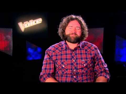 "The Voice: Season 6 ""Battle Rounds"": Team Adam Patrick Thomson Interview"